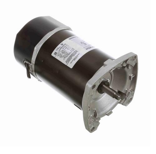 C1169 Marathon 1/2 hp 2-Comp. Square-Flange Jet Pump Motor 3600 RPM 115/230V ODP 56Y Frame (no base)