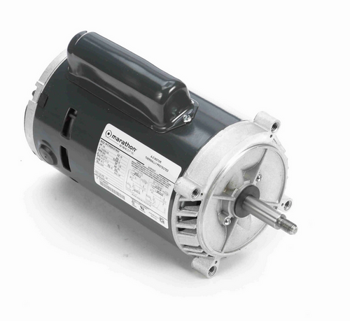 C333 Marathon 3/4 hp Basic Jet Pump Motor 3600 RPM 115/208-230V ODP 56J Frame (no base)