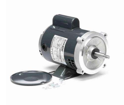 J055 Marathon 1/2 hp Basic Jet Pump Motor 3600 RPM 115/208-230V ODP 56J Frame (rigid base)