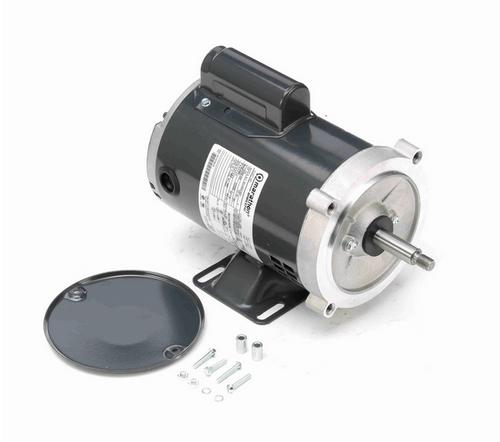 J056 Marathon 3/4 hp Basic Jet Pump Motor 3600 RPM 115/208-230V ODP 56J Frame (rigid base)