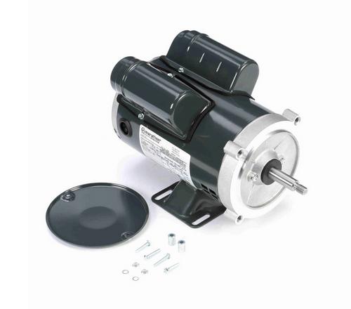 J058 Marathon 1 1/2 hp Basic Jet Pump Motor 3600 RPM 115/208-230V ODP 56J Frame (rigid base)