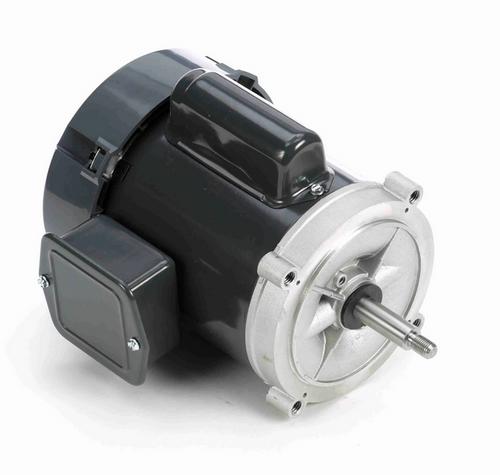 C1336 Marathon 1/3 hp Basic Jet Pump Motor 3600 RPM 115/230V TEFC 56J Frame (no base)