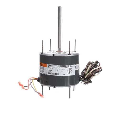 "Fasco D798 Motor | 1/6 hp 825 RPM 5.6"" Diameter 208-230 Volts"