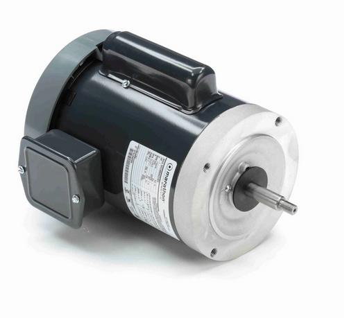 C352 Marathon 1 hp Basic Jet Pump Motor 3600 RPM 115/230V TEFC 56J Frame (no base)