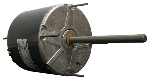 "Fasco D792 Motor | 1/4 hp 825 RPM 5.6"" Diameter 208-230 Volts"