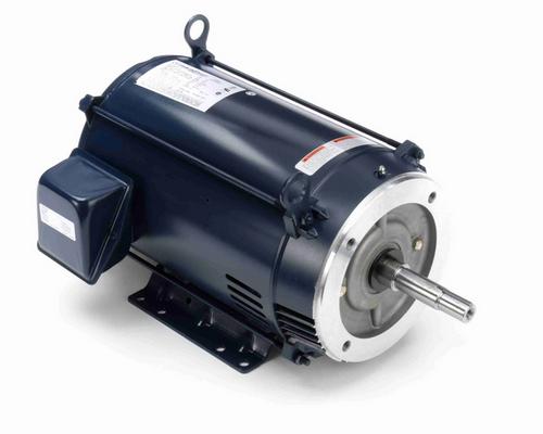 E113A  Marathon 15 hp 3600 RPM 3 phase 215JM Frame (Rigid Base) ODP 230/460V Close Coupled Pump Motor
