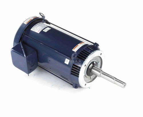 U210A 15 hp Marathon 1800 RPM 3 phase 254JPV Frame (Rigid Base) ODP 230/460V Close Coupled Pump Motor