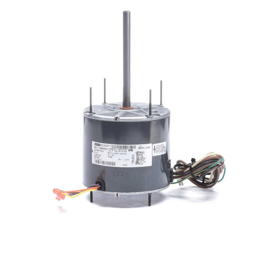 "Fasco D936 Motor | 1/3 hp 825 RPM 5.6"" Diameter 208-230 Volts"