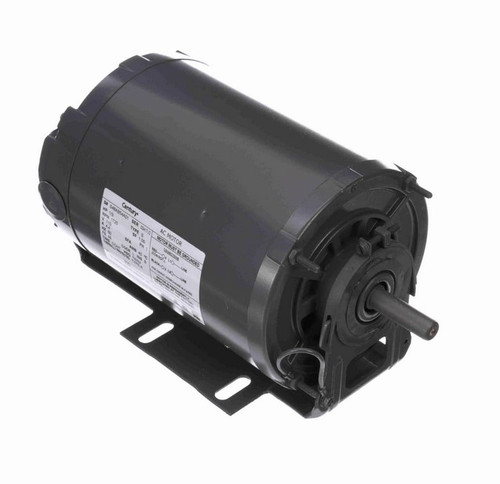 906L Century 1/3 hp 1800 RPM 48 Frame 115V Belt Drive TENV Blower Motor