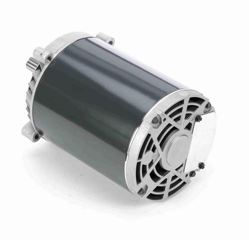 H206 Marathon 1/8 hp 1200 RPM 56CZ Frame 115V (No Base) ODP Exhaust Blower Motor