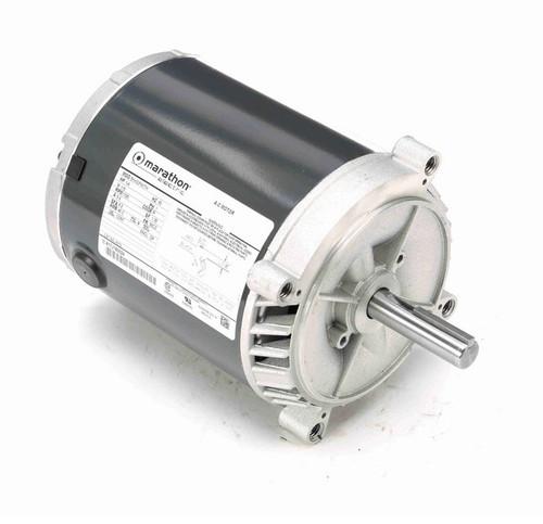 H212 Marathon 1/4 hp 1800 RPM 56CZ Frame 115V (No Base) ODP Exhaust Blower Motor