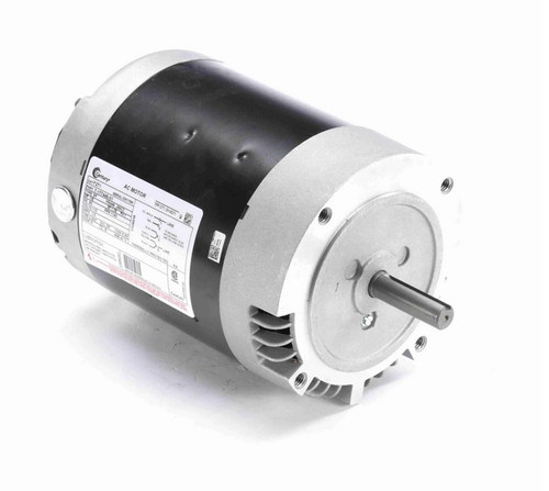 F271 Century 1/6 hp 1200 RPM 56CZ Frame 115V ODP (No Base) Exhaust Blower Motor
