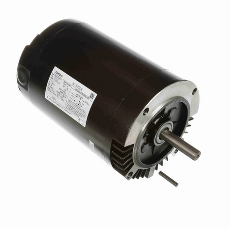 F393L Century 1/4 hp 1800/1200 RPM 56CZ Frame 115V (No Base) ODP Exhaust Blower Motor
