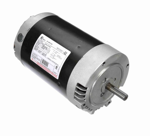 F276V1 Century 1/3 hp 900 RPM 56CZ Frame 115V ODP (No Base) Exhaust Blower Motor