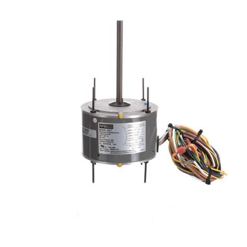 """1/6 hp 1075 RPM 5.6"""" Diameter 208-230V Fasco # D917"""