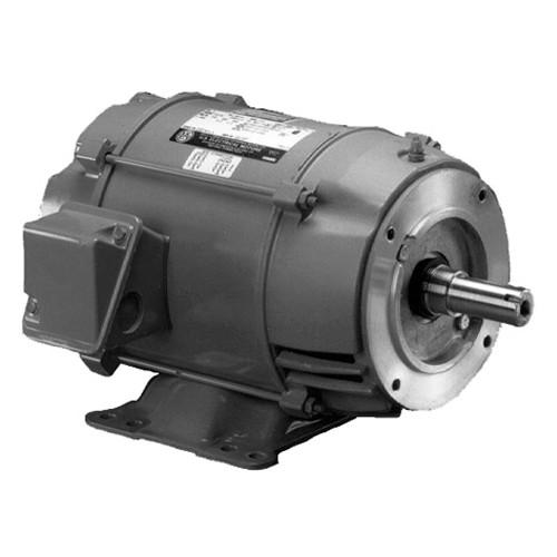 DJ2E1DM US Motors 2 hp 3600 RPM  3-phase 145JM Frame 208-230/460V (ODP) Close-Coupled Pump Motor