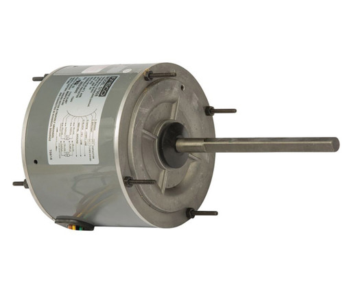 "Fasco D7908 Motor | 1/3 hp 1075 RPM 5.6"" Diameter 208-230 Volts"