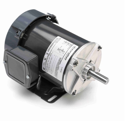 G1340 Marathon 3/4 hp 575V 1800 RPM 3-Phase 56 Frame TEFC (rigid base) Motor