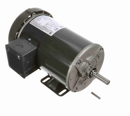 G347A Marathon 1 hp 230/460V 1800 RPM 3-Phase 56 Frame TEFC (rigid base) Motor