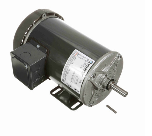 G348A Marathon 1 hp 575V 1800 RPM 3-Phase 56 Frame TEFC (rigid base) Motor
