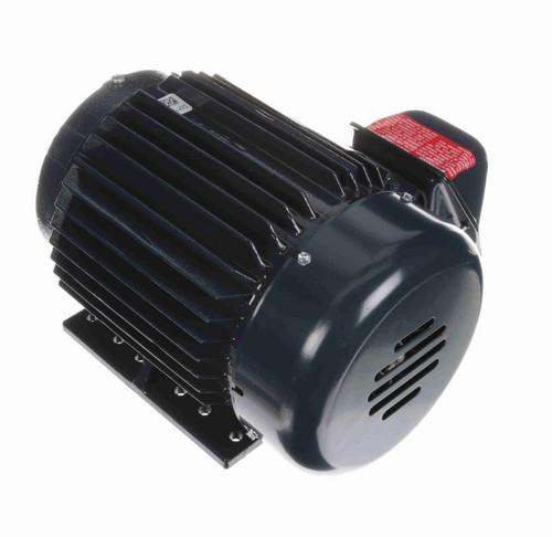 U699 Marathon 1 hp 575V 1200 RPM 3-Phase 145T Frame TEFC (rigid base) Motor