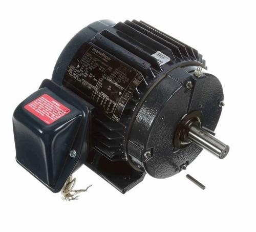 E351 Marathon 1 1/2 hp 230/460V 3600 RPM 3-Phase 143T Frame TENV (rigid base) Motor