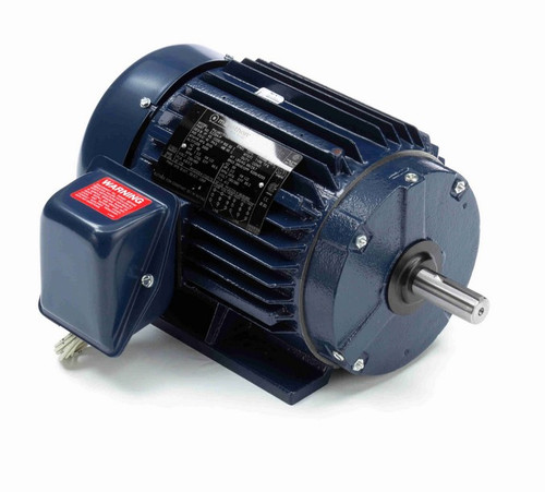 E2204-P Marathon 1 1/2 hp 230/460V 1800 RPM 3-Phase 145T Frame TEFC (rigid base) Motor