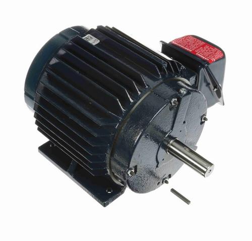 U606A Marathon 2 hp 200V 1800 RPM 3-Phase 145T Frame TENV (rigid base) Motor