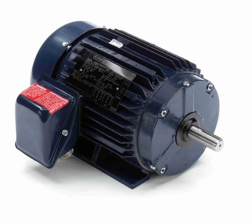 E2207-P Marathon 2 hp 230/460V 1800 RPM 3-Phase 145T Frame TEFC (rigid base) Motor