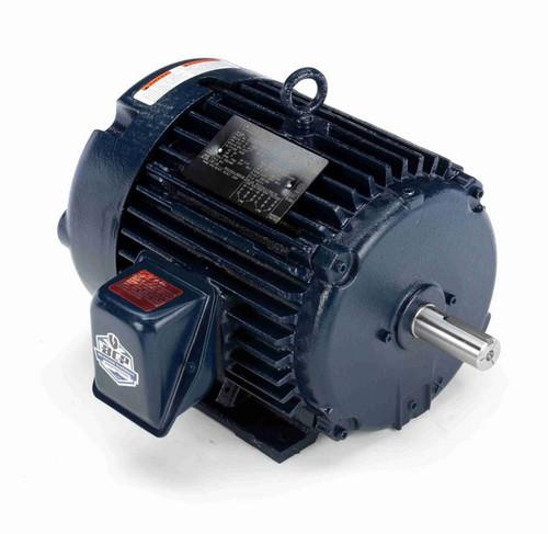 E2210-P Marathon 3 hp 230/460V 1800 RPM 3-Phase 182T Frame TEFC (rigid base) Motor