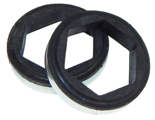 """KIT183 Fasco 2-1/4"""" Resilient Mounting Rings, With Steel Band"""