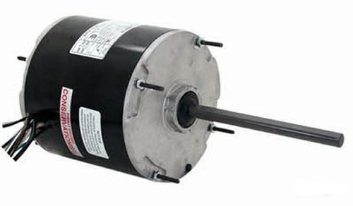 1/10 hp 1075 RPM, 1-Speed, 208-230V, 60°C Condensor Motor Century # 182A