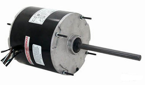 Model 182A Century 1/10 hp 1075 RPM, 1-Speed, 208-230V, 60°C Condensor Motor