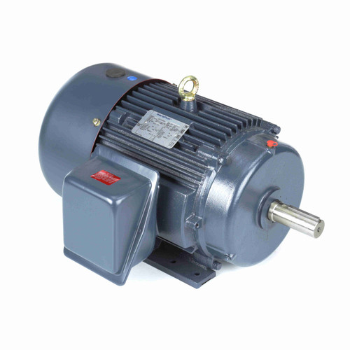 GT1057 Marathon 25 hp 230/460V 1800 RPM 3-Phase 284TS Frame TEFC (rigid base) Motor