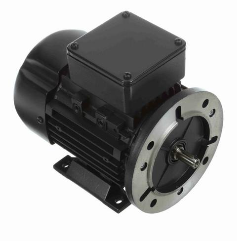 R381 Marathon 1/4 hp 0.19 kW 230/460V 1800 RPM 3-Phase 63D Frame TEFC (rigid base) Motor