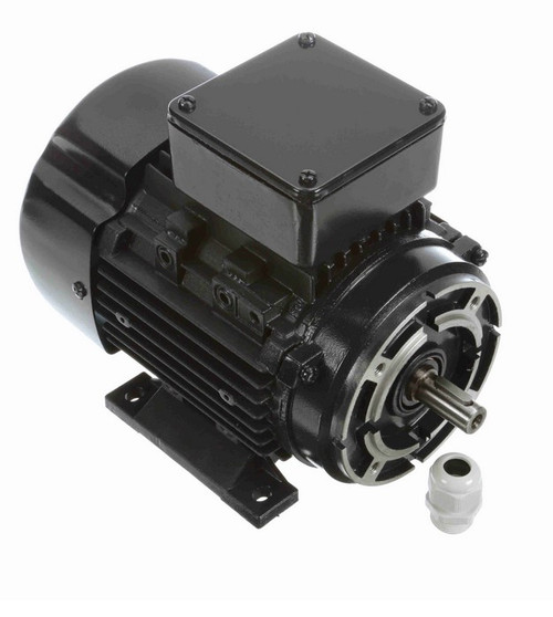 R362 Marathon 1/4 hp 0.19 kW 230/460V 1200 RPM 3-Phase 71C Frame TEFC (rigid base) Motor