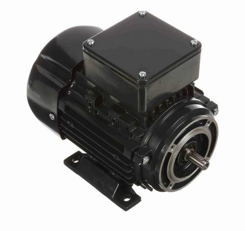 R363 Marathon 1/3 hp 0.25 kW 230/460V 3600 RPM 3-Phase 63C Frame TEFC (rigid base) Motor