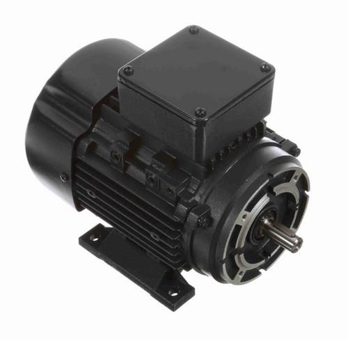 R366 Marathon 1/2 hp 0.37 kW 230/460V 3600 RPM 3-Phase 71C Frame TEFC (rigid base) Motor