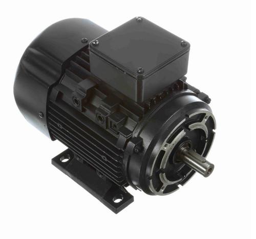 R368 Marathon 1/2 hp 0.37 kW 230/460V 1200 RPM 3-Phase 80C Frame TEFC (rigid base) Motor