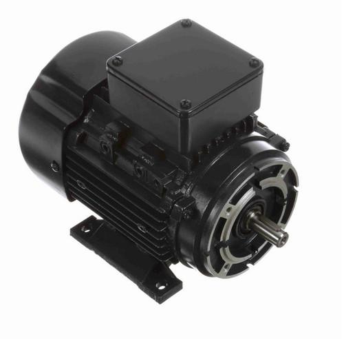 R369 Marathon 3/4 hp 0.37 kW 230/460V 3600 RPM 3-Phase 71C Frame TEFC (rigid base) Motor