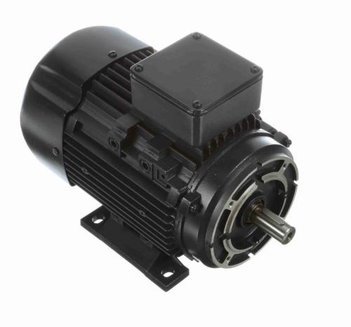 R373A Marathon | 1 hp 0.75 kW 230/460V 1800 RPM 3-Phase 80C Frame TEFC (rigid base) Motor
