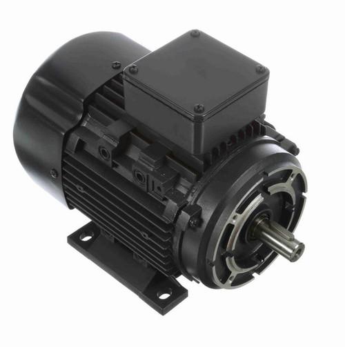 R372A Marathon 1 hp 0.75 kW 230/460V 3600 RPM 3-Phase 80C Frame TEFC (rigid base) Motor