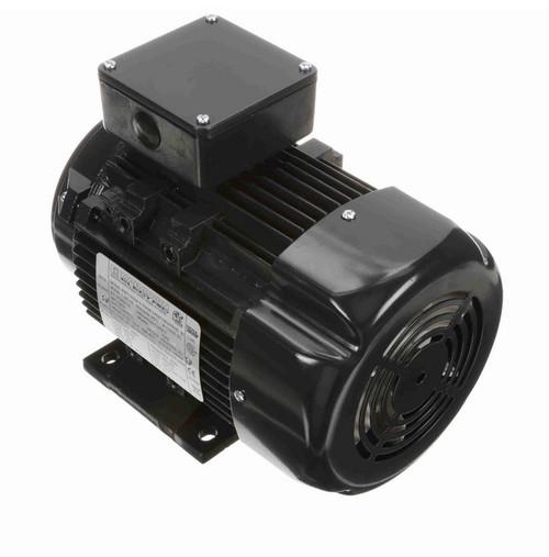 R374A Marathon 1 hp 0.75 kW 230/460V 1200 RPM 3-Phase 90SC Frame TEFC (rigid base) Motor