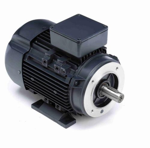 R376A Marathon 1 1/2 hp 1.1 kW 230/460V 1800 RPM 3-Phase 90SC Frame TEFC (rigid base) Motor