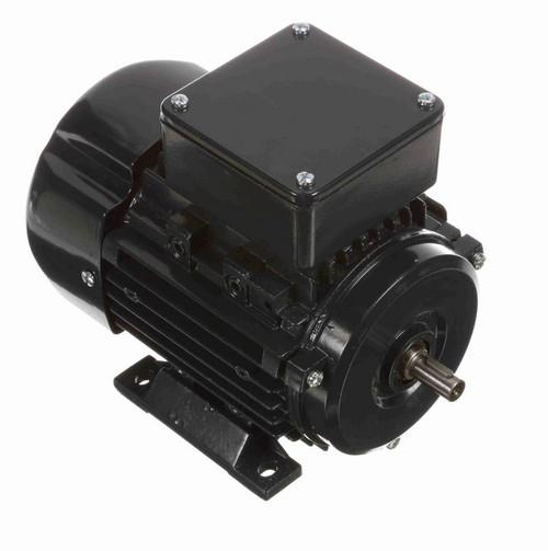 R300 Marathon 1/4 hp 0.19 kW 230/460V 3600 RPM 3-Phase 63 Frame TEFC (rigid base) Motor