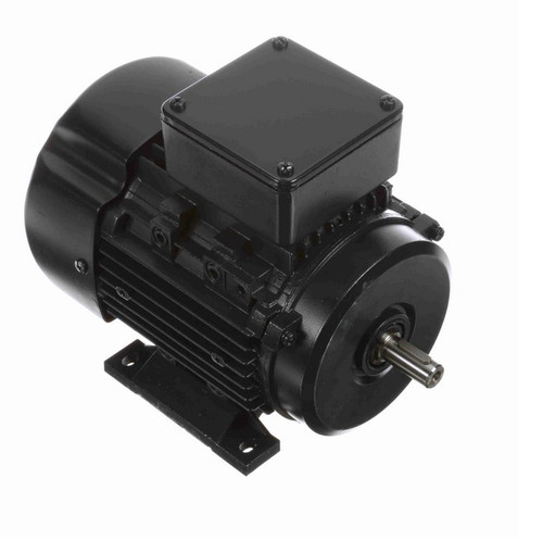 R306 Marathon 1/2 hp 0.37 kW 230/460V 3600 RPM 3-Phase 71 Frame TEFC (rigid base) Motor