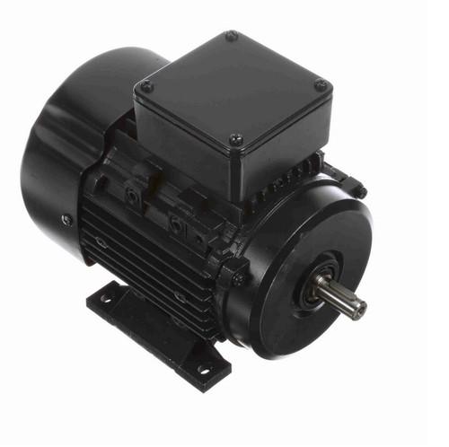 R306 Marathon | 1/2 hp 0.37 kW 230/460V 3600 RPM 3-Phase 71 Frame TEFC (rigid base) Motor
