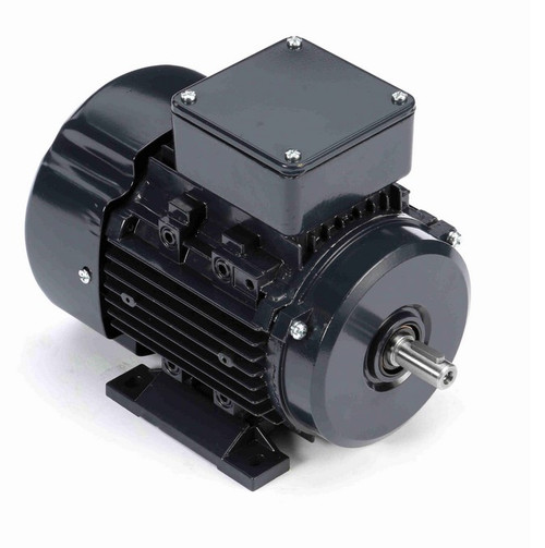 R307 Marathon 1/2 hp 0.37 kW 230/460V 1800 RPM 3-Phase 71 Frame TEFC (rigid base) Motor