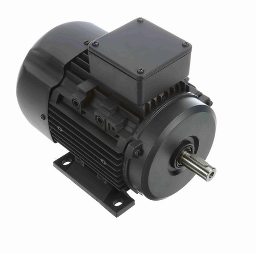 R308 Marathon 1/2 hp 0.37 kW 230/460V 1200 RPM 3-Phase 80 Frame TEFC (rigid base) Motor