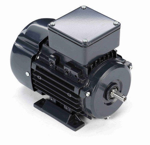 R301 Marathon 1/4 hp 0.19 kW 230/460V 1800 RPM 3-Phase 63 Frame TEFC (rigid base) Motor